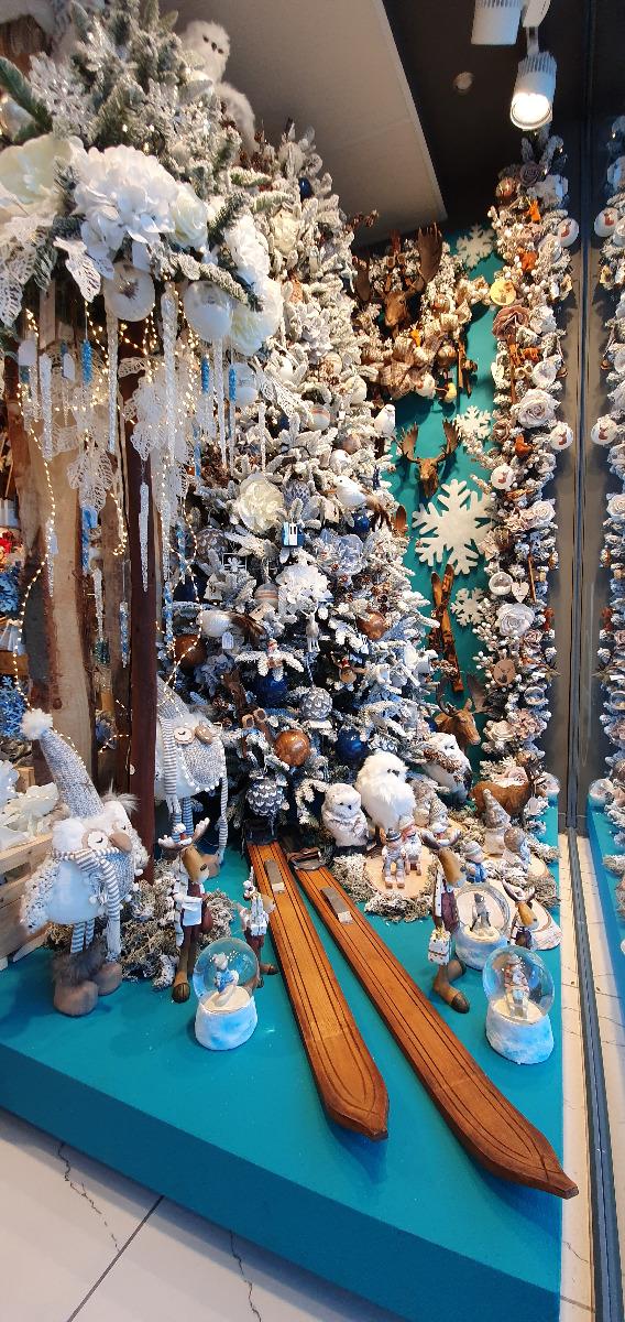 eshop-dcse.gr Χριστουγεννιάτικα δέντρα στολισμένα 2020 - 2021