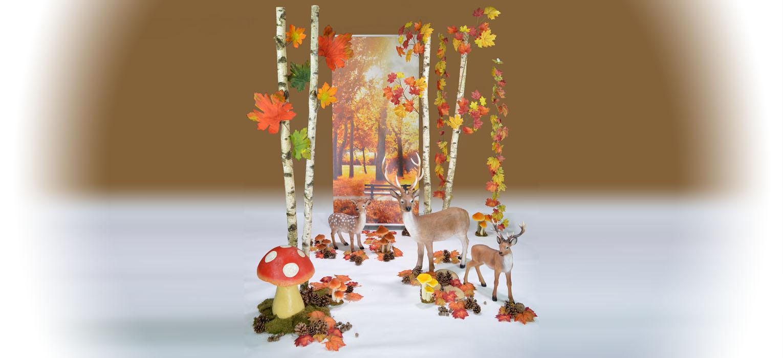 Autumn Wildlife
