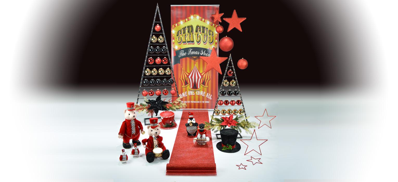 Christmas Circus Carnival