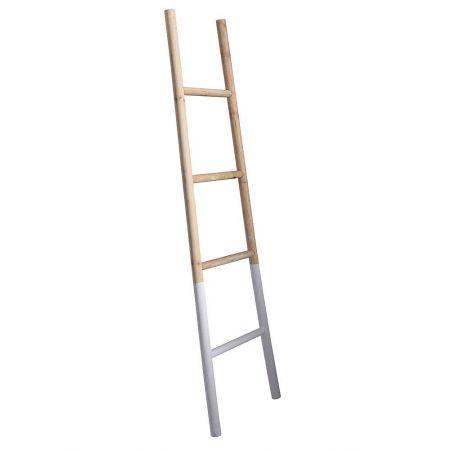 Διακοσμητική Σκάλα Ξύλινη - 4 Πατήματα 43x150cm