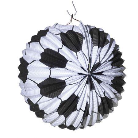 Διακοσμητικό φανάρι - Μπάλα ποδοσφαίρου 25cm