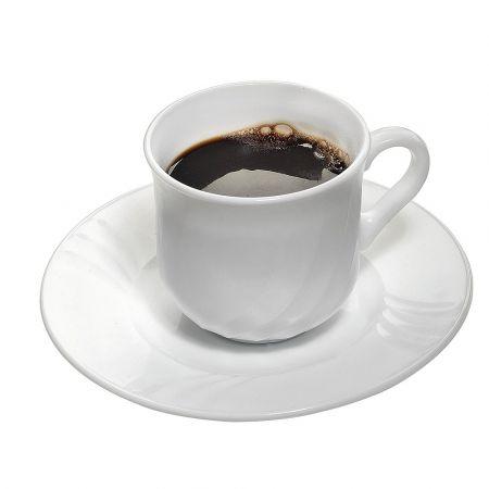 Διακοσμητικό φλιτζάνι καφές φίλτρου - απομίμηση 7.5x16cm