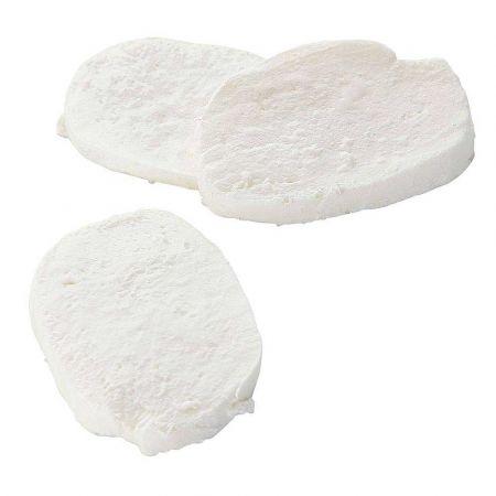 HQ Σετ 3τχ κομμάτια τυριού Mozzarella απομίμηση 4x6 cm