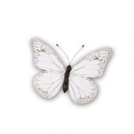 Οι πεταλούδες μπορούν να δώσουν μια δροσερή πινελιά σε όλα τα Ανοιξιάτικα και Καλοκαιρινά θέματα διακόσμησης.