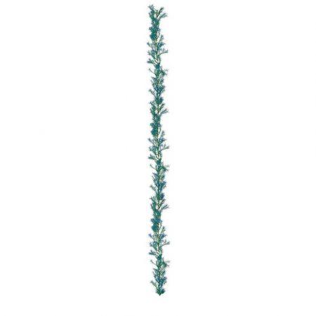 Διακοσμητική γιρλάντα με φύκια Πράσινο - Μπλε 180cm