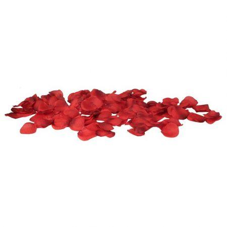 Σετ 150τχ διακοσμητικά ροδοπέταλα Κόκκινα 5-6cm