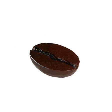 XL Διακοσμητικός κόκκος καφέ 7,5x5x3cm