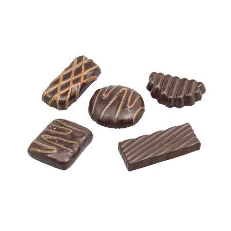 Σετ 5τμχ Διακοσμητικά σοκολατάκια - απομίμηση 5-6cm