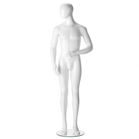 Ανδρική κούκλα βιτρίνας Αφαιρετική Ringo Male -  Position 1