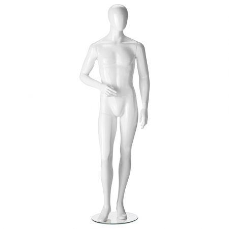 Ανδρική κούκλα βιτρίνας Αφαιρετική Ringo Male -  Position 2