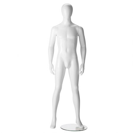Ανδρική κούκλα βιτρίνας Αφαιρετική Ringo Male -  Position 4