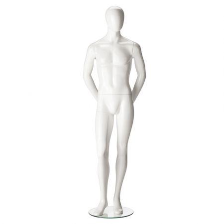 Ανδρική κούκλα βιτρίνας Ringo Male -  Position 5
