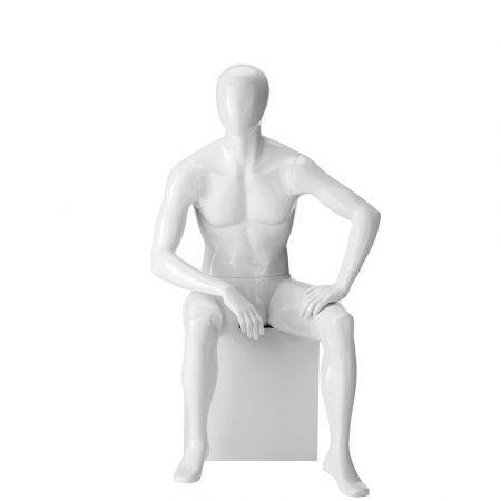 Ανδρική κούκλα βιτρίνας Αφαιρετική Ringo Male -  Position 6