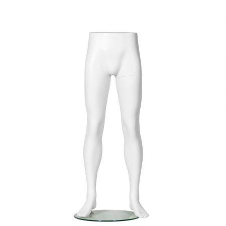 Ανδρικά Πόδια Βιτρίνας για παντελόνι 116cm