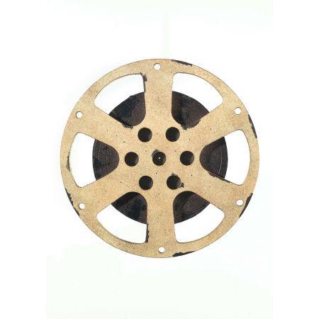 Διακοσμητικό καρούλι ταινίας Χρυσό 20cm