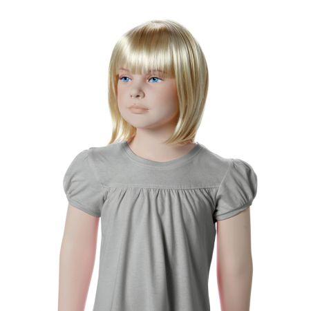 Παιδική Περούκα MINNIE Ανοιχτό Ξανθό