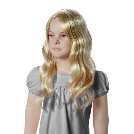Παιδική Περούκα SWEETY Ανοιχτό Ξανθό