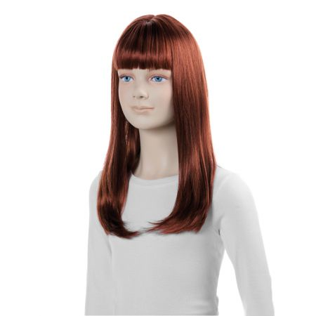 Παιδική Περούκα MONA LISA Χάλκινο