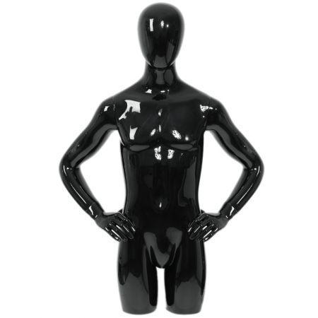 Γυναικείο Μπούστο Βιτρίνας 3/4 με Αφαιρετικό Κεφάλι 113.5cm