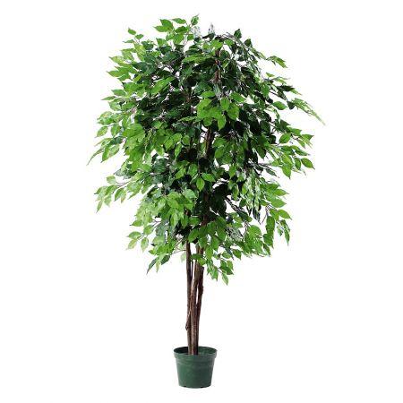 Τεχνητό δέντρο φίκος - benjamini σε γλάστρα 180cm
