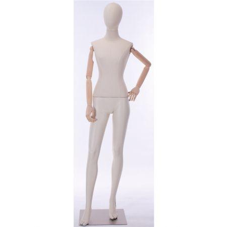 Γυναικεία Κούκλα Βιτρίνας με Αφαιρετικό Κεφάλι 173cm
