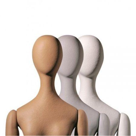 Γυναικεία Εύκαμπτη Κούκλα Βιτρίνας Πλαστική 178cm