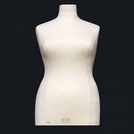Γυναικείο Μπούστο Ραπτικής Μακρύ 75cm (XL)