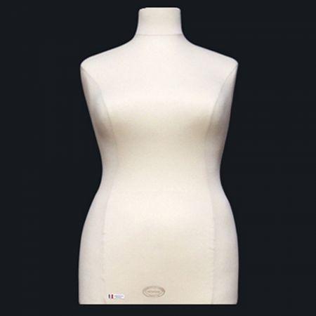 Γυναικείο Μπούστο Ραπτικής Μακρύ 78cm (XXL)