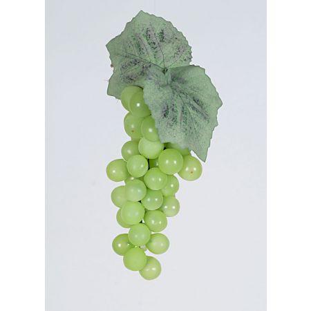 Διακοσμητικό σταφύλι (Μικρό) Πράσινο 16cm