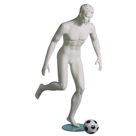 Ανδρική Κούκλα Βιτρίνας - Ποδοσφαιριστής