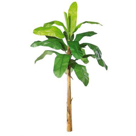 Διακοσμητικό τεχνητό δέντρο Μπανανιά 270cm