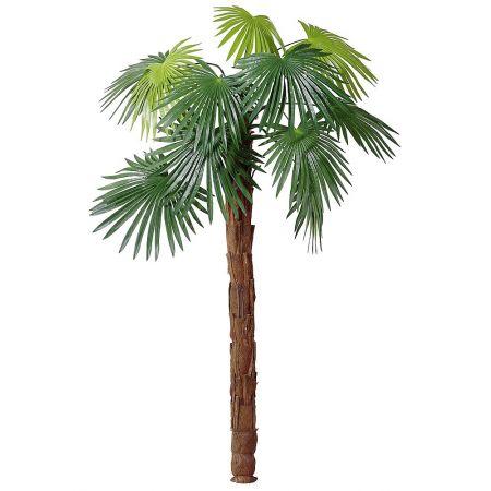 Διακοσμητικό Τεχνητό δέντρο - φοίνικας Fan , 210cm
