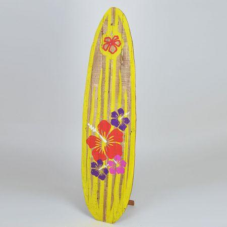 Διακοσμητική σανίδα του Surf ξύλινη 30x115cm