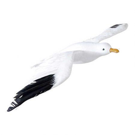Διακοσμητικός γλάρος με ανοιγμένα φτερά 75cm