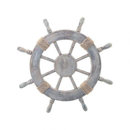 Διακοσμητικό Τιμόνι καραβιού - Πηδάλιο 60cm