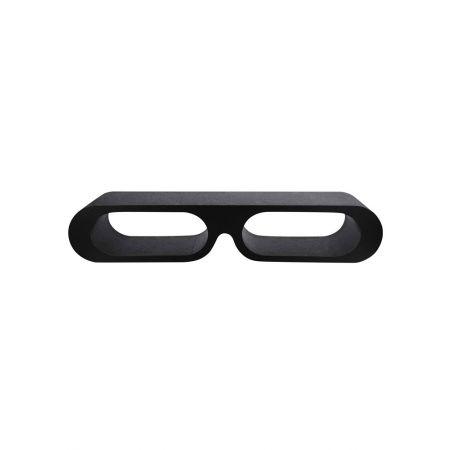 Διακοσμητικό Σταντ Παρουσίασης για Γυαλιά Μαύρο 70x20x15cm