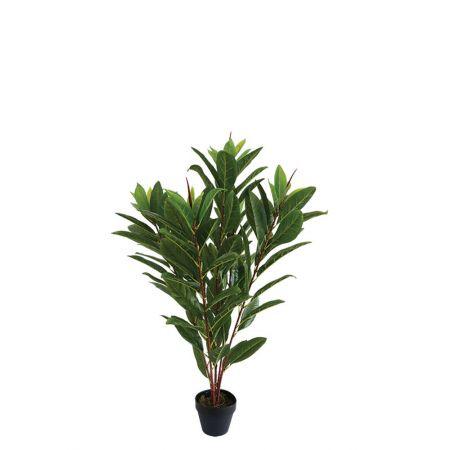 Διακοσμητικό Τεχνητό φυτό Μαγνόλια σε γλάστρα 86cm
