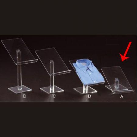 Σταντ Plexiglass για πουκάμισα 22x35x15cm