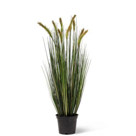 Τεχνητό Φυτό-Γρασίδι (Foxtail Grass) 90cm