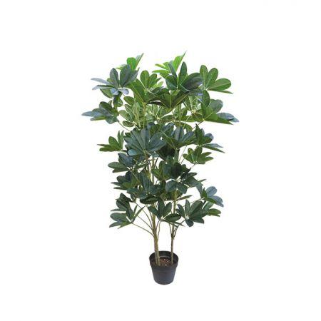 Real Touch Τεχνητό φυτό Σεφλέρα σε γλάστρα 128cm