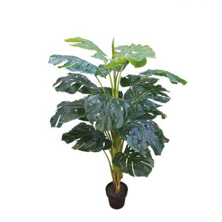 Τεχνητό φυτό Μονστέρα σε γλάστρα 140cm