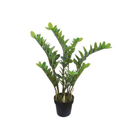 Τεχνητό φυτό Ζαμιοκούλκας σε γλάστρα 95cm