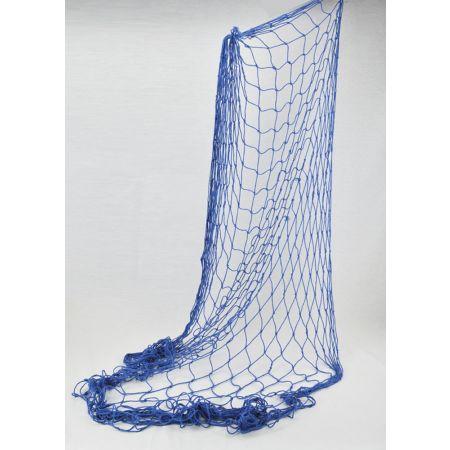 Διακοσμητικό δίχτυ ψαρέματος χοντρό Μπλε 100x200cm