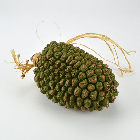 Διακοσμητικό φρούτο Pandanus - απομίμηση 16,5cm