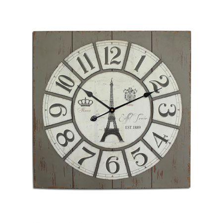 Διακοσμητικό Ρολόι Τοίχου 68cm