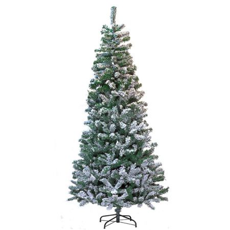 Χριστουγεννιάτικο δέντρο χιονισμένο 240cm