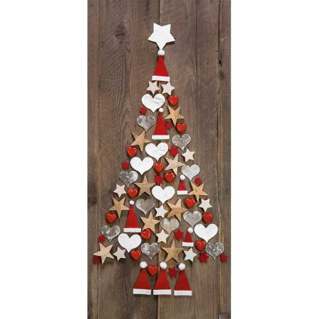 Διακοσμητική χριστουγεννιάτικη αφίσα 90x200cm