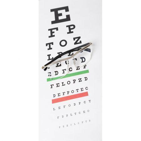 Διακοσμητική αφίσα για οπτικό κατάστημα 90x200cm