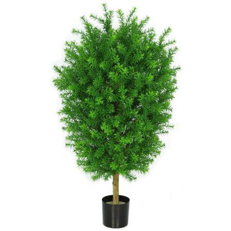Τεχνητό Φυτό Τάξος (Taxus) 90cm
