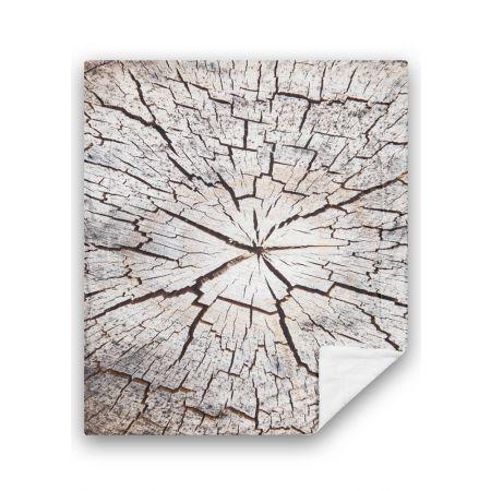 Διακοσμητικό ριχτάρι - Teddy Oak - 130x150cm
